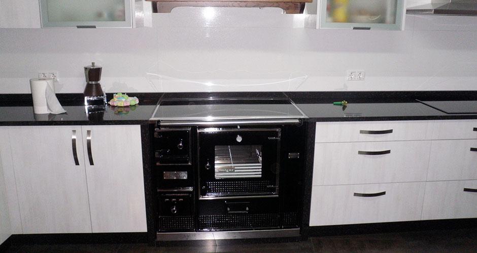Hermoso cocina de le a calefactora galer a de im genes - Cocinas de lena ...