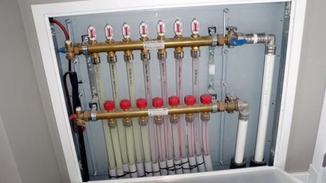Trabajos instalaci ns de fontaner a e calefacci n - Caldera para suelo radiante ...